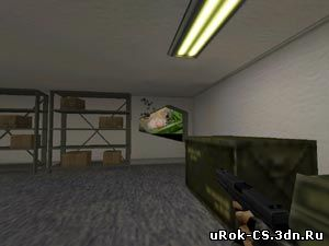 Секреты карты cs_office в Counter Strike